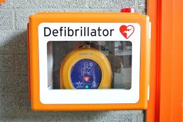 Defibrillator in all Nurseries & Schools in Halton