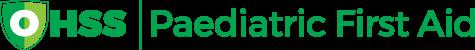 OHSS Paediatric First Aid Long Logo